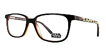 Star Wars 223 schwarz-orange