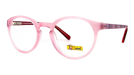 Conni rosa transparent, Modell 04-06, Farbe Pink