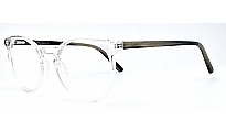 Daria Transparent, Modell D901-1, Farbe Weiss