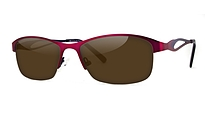 Elsa pink, Modell D631-1, Farbe Rot