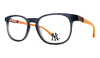 New York Yankees grau-orange, Modell AM024-94, Farbe Grau