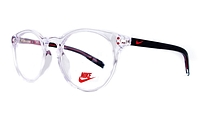 NIKE 3KD- transparent, Modell 3KD-100, Farbe Weiss