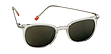 S. Oliver Sonnenbrille 98682, Modell 98682-200, Farbe Weiss
